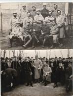 Lot De 12 Cartes Photos Thème Militaria - Militaires - Soldats - Andere