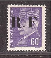 LIBERATION RF PONS Charente Marit. 60c. ** - Libération