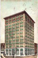 Amérique - Etats-unis - Portland - Wells, Fargo And Co's Building - Portland