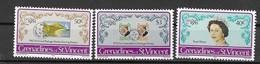 GRANADINAS ST. VICENTE  Nº 179 AL 181 - Exposiciónes Universales