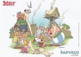 735.  ALBERT-RENE   ASTERIX & LE PAPYRUS DE CESAR - Ex-libris