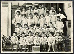 FOTOGRAFIA CV2710 VEDANO OLONA (VA) 1933 Asilo Scuola Dell'infanzia, Bella Fotografia Ben Conservata, Formato 18 X 13 Cm - Foto