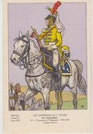 Uniformes Du 1er Empire Trompette Du 7eme Régiment ( Carte Tirée à 400 Ex ) - Uniformen