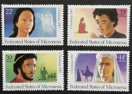 Micronesia  1987 Christmas - Micronesia