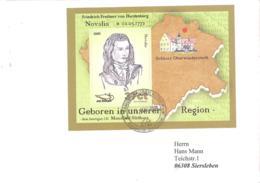 Sangerhauser Kurier  37 Ct  Norvalis  Block - [7] Repubblica Federale