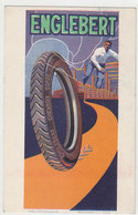 Englebert - Très Belle Carte Publicitaire      (190425) - Publicidad