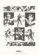 785.  GILLON & FOREST   NAUFRAGES DU TEMPS - Ex-libris