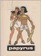 789. PAPYRUS - Autres Objets BD