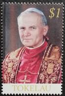 Tokelau 2005 Pope John Paul II - Tokelau