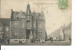 Frasnes Lez Buissenal    A Voyager En 1910 - Frasnes-lez-Anvaing