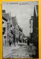 8551- Concarneau La Ville Close Rue Vauban - Concarneau