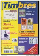 Timbres Magazine 2009  N° 104 +105  Zeppelins +  La Jeanne D'arc + Centre Renversés - Français (àpd. 1941)
