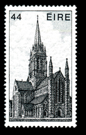 IRELAND/Irland/Eire 1982-1985 ARCHITECTURE, 44p Chalk-surfaced Paper**MNH - Nuovi