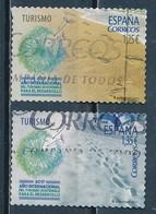 °°° SPAGNA SPAIN - YT N°4829/30 MI N°5124/25 - 2017 °°° - 2011-... Usati
