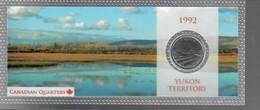 Canada 1992 1/4 $ Yukon Territory - Canada