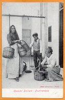 Sicilia Italy 1905 Postcard - Palermo