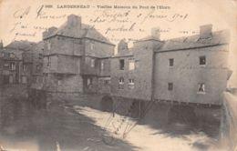 Landerneau (29) - Vieilles Maisons Du Pont De L'Elorn - Landerneau