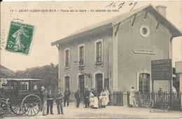 *PLACE DE LA GARE - Saint Aubin