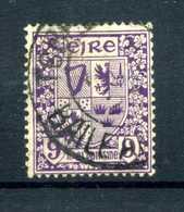 1922-23 IRLANDA N.49 Fil. 1 USATO - 1922-37 Stato Libero D'Irlanda