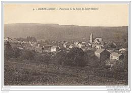 HERBEUMONT ..-- Route De SAINT - MEDARD . Vers REBECQ ( Famille PARMENTIER ) . Voir Verso . - Herbeumont