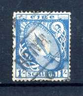 1922-23 IRLANDA N.51 Fil. 1 USATO - 1922-37 Stato Libero D'Irlanda