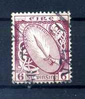 1922-23 IRLANDA N.48 Fil. 1 USATO - 1922-37 Stato Libero D'Irlanda