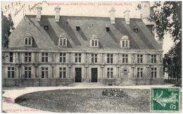 21 MONTIGNY-sur-AUBE - Le Chateau - Autres Communes