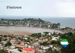 Sierra Leone Freetown View New Postcard - Sierra Leone