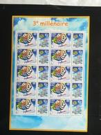 Feuille 3365 Yt Neuve Côtée 12 Euros Yt 2015 - Stamps