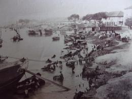 N/ Circa 1880 SAIGON VIETNAM BAIE  ANIMEE - Photos