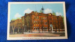 Académie St. Bernard Shawinigan Falls Canada - Quebec