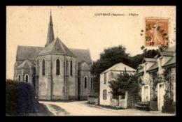 53 - LOUVERNE - L'EGLISE - Louverne