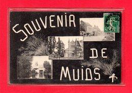 27-CPA MUIDS - SOUVENIR - Muids