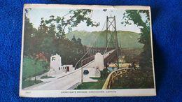 Lions Gate Bridge Vancouver Canada - Vancouver
