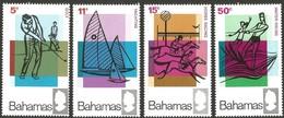 Bahamas.   1968 Tourism. SG 315-318. MNH - Bahamas (...-1973)