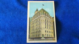 Post Office Opposite The War Memorial Ottawa Canada - Ottawa