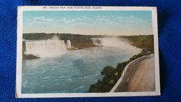 General View From Victoria Park Canada - Niagara Falls