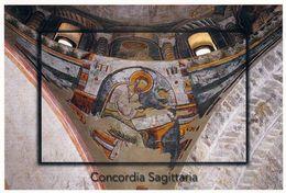 1 AK Italien * Das Baptisterium Aus Dem 11. Jahrhundert In Concordia Sagittaria - Venetien * - Italia