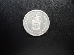 CONGO BELGE - RUANDA URUNDI : 50 CENTIMES   1954 DB   KM 2     SUP * - 1951-1960: Baldovino I