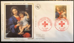 France FDC - Premier Jour - Lot De 1 FDC - Thématique Croix Rouge - 2003 - FDC