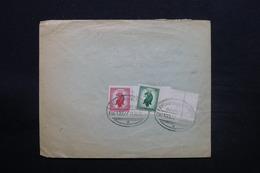 LUXEMBOURG - Oblitération De Luxembourg Sur Armoiries En 1945 - L 28088 - Luxemburg