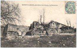 21 MONT-SAINT-JEAN - Derrière Les Murs, La Garenne - Autres Communes