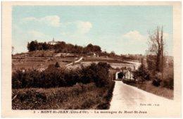 21 MONT-SAINT-JEAN - La Montagne De Mont-St-Jean - Autres Communes