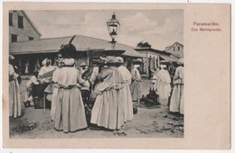 SURINAME SURINAM PARAMARIBO - Surinam