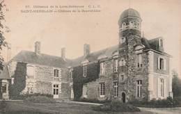 44 Saint Herblain Chateau De La Bouvardière - Saint Herblain