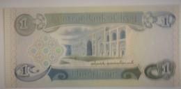 Billet De République D'IRAK De 1 Dinar Neuf/UNC Pick 69a - Iraq
