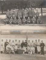 Lot De 12 Cartes Photos Thème Militaria - Militaires - Soldats - Livres, Revues & Catalogues