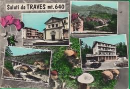TRAVES. Saluti Da... Chiesa. Aosta. 367 - Aosta
