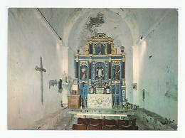 66 - St Saint Martin De Lavail Par Sorede église Romane Du 9e Siècle Intérieur - France