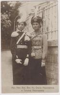 Imperator Nicolas II Daughters In Army Uniforms. - Russie